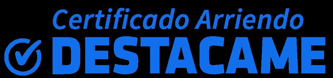 Logo Destácame - Certificado Arriendo